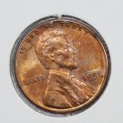 1958 1C Lincoln Memorial Penny. Brilliant UN-Circulated Coin.