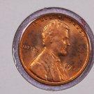 1959 1C Lincoln Memorial Penny. Choice Brilliant UN-Circulated Coin.