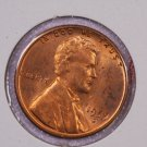 1959-D 1C Lincoln Memorial Penny. Choice Brilliant UN-Circulated Coin.
