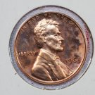 1963 1C Lincoln Memorial Penny. Brilliant Proof, UN-Circulated Coin.