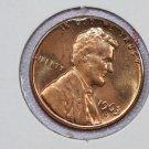 1963-D 1C Lincoln Memorial Penny. Brilliant  UN-Circulated Coin.