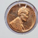 1967 1C Lincoln Memorial Penny. Brilliant UN-Circulated, SMS Coin.