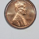 1973-S Lincoln Memorial Penny. Brilliant UN-Circulated Coin. Store #3447