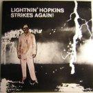 Lightnin' Hopkins_Lightnin' Hopkins Strikes Again_LP_Home Cooking HC S 102