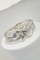 Fabulous Silver Cuff Bracelet