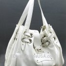 Flirty White Handbag