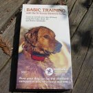 Basic Training VHS with the Tri-Tronics Electronic Collar
