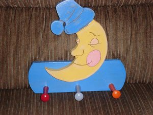 """Goodnight Moon"" Hanger"