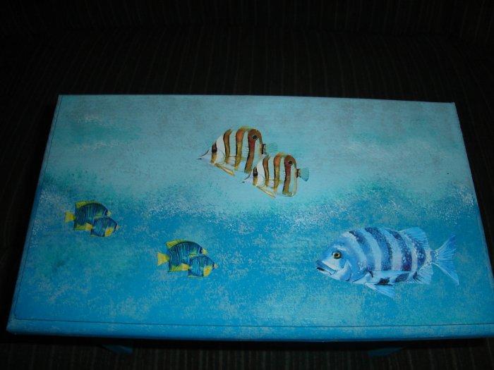 Fish stool