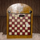 Rooster Checker Board