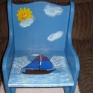 Sail Boat Childrens Chair