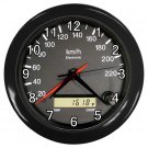 RACE CAR ODOMETER Print Wall Clock, Home Decor Gift Time 18914242