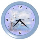 BEACH Print Wall Clock, Home Decor, Office Gift Time 19035754