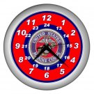 US MARINES MILITARY Wall Clock, Home Decor, Office Gift Time 20504774