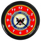 US NAVY MILITARY Wall Clock, Home Decor, Office Gift Time 20504925