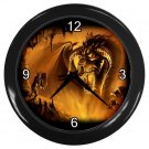 DRAGON FANTASY Wall Clock, Home Decor, Office Gift Time 20566349