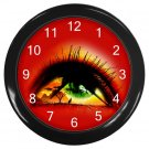 EYE ART Wall Clock, Home Decor, Business, Office, Gift Time 20572644