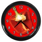 RED BELL PEPPER Kitchen Wall Clock, Home Decor, Business, Office, Gift Time 20574514