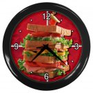 SANDWICH Kitchen Wall Clock, Home Decor, Business, Office, Gift Time 20574541