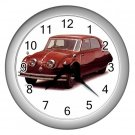 Tatra 77 Silver Wall Clock Home Decor Office Gift Time 15725280