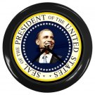 President Seal Obama Black Wall Clock Home Decor Office Gift Time 17654858