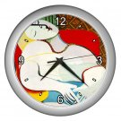 PICASSO Artwork Design Wall Clock Home Decor Office Gift Time 21325889