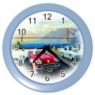 RETRO CORVETTES Design Wall Clock Home Decor Office Gift Time 21344914