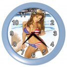 SEXY GIRL MODEL Wall Clock, Home Decor, Office Gift Time 21879879