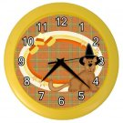 HALLOWEEN BEAR Design Wall Clock, Home Decor, Office Gift Time 22646512