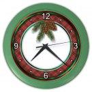 CHRISTMAS  Holiday Design Wall Clock, Home Decor, Office Gift Time 22646540