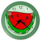 WATERMELON Wall Clock, Home Decor, Bar Clock, Kitchen Clock, Office Clock, Gift Time 26619195
