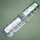 Micron CRUCIAL 512MB PC100 ECC Registered CL2 168-Pin DIMM Memory Module