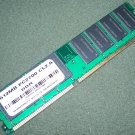 Elpida 512MB Pc2700 cl2.5 DDR 1005003 ADDD1094 MEMORY MODULE STICK