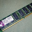 KINGSTON KVR400X64C3AK2/512 MEMORY MODULE STICK