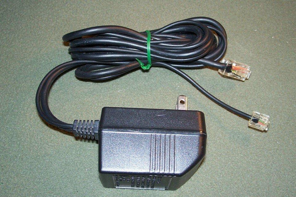 SIEMENS SBC CS240PWRSUP C39280-Z4-W4 AC ADAPTOR PHONE POWER SUPPLY