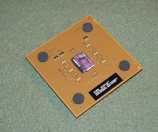 AMD AMD Athlon XP 2200+ 1.8GHz 266MHz 256KB Socket A CPU AXDA2200DKV3C AIUGA 0236BPDW OEM