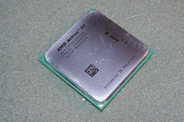 AMD Athlon 64 3500+ ADA3500DAA4BW CAB1E 939 Pin CPU Processor