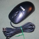 Dell OX7636 3 Button USB scroll Mouse M UK DEL3