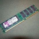 Kingston KVR400X64C3AK2/1G 1GB DDR400 DDR MEMORY MODULE STICK
