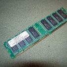 Nanya 512MB PC3200 DDR-400MHz DIMM Memory Module NT512D64S8HC0G-5T