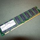 INFINEON 256 MB MEMORY MODULE STICK HYS64V32900GU-7.5-D SDRAM 133MHZ PC133-333-520