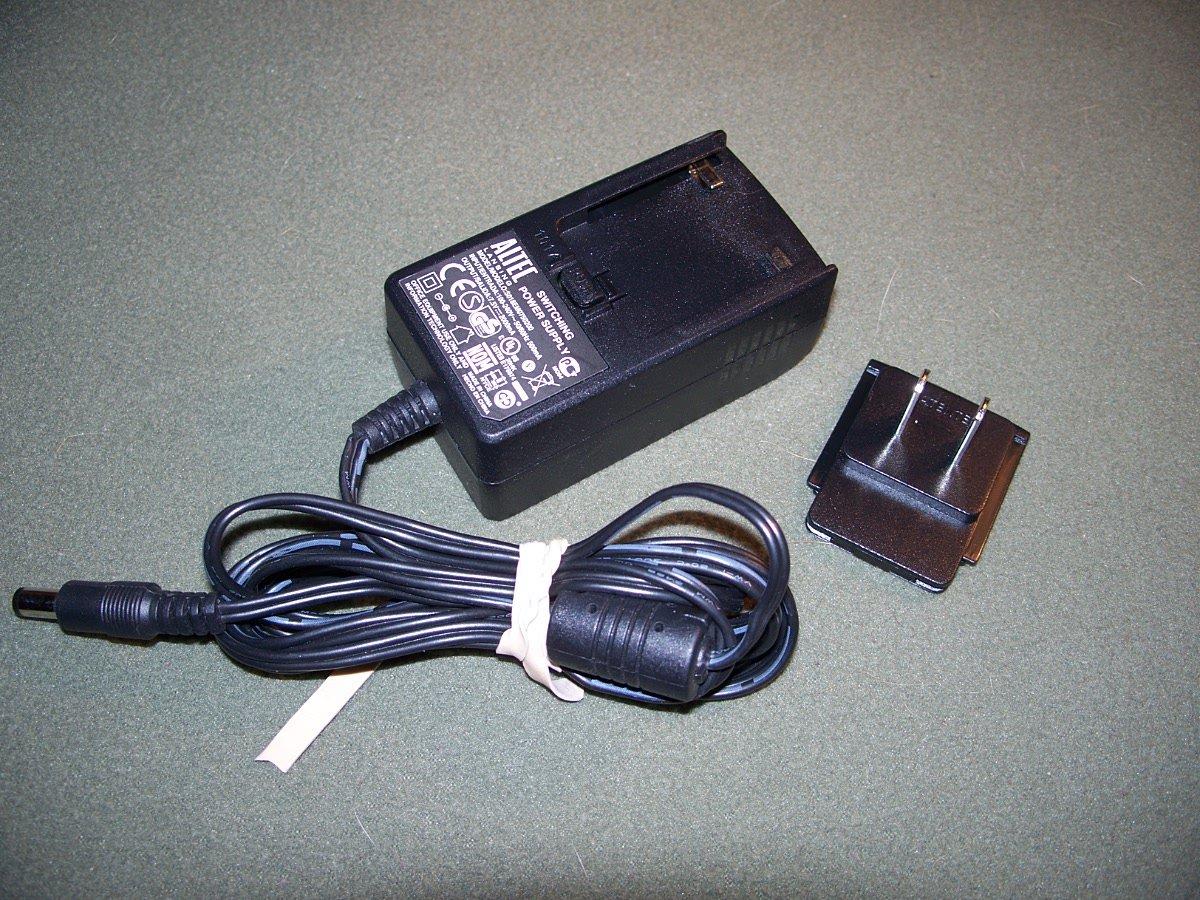 ALTEC LANSING S018EM0750200 AC ADAPTER 7.5V 2mA iMT620 Speaker