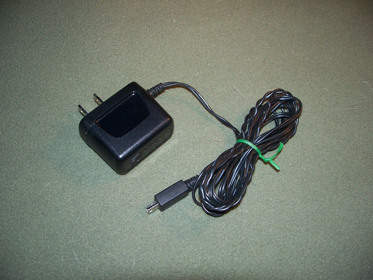 Genuine Motorola FMP5334A 5V 550mA Micro USB Phone  Quick Charger