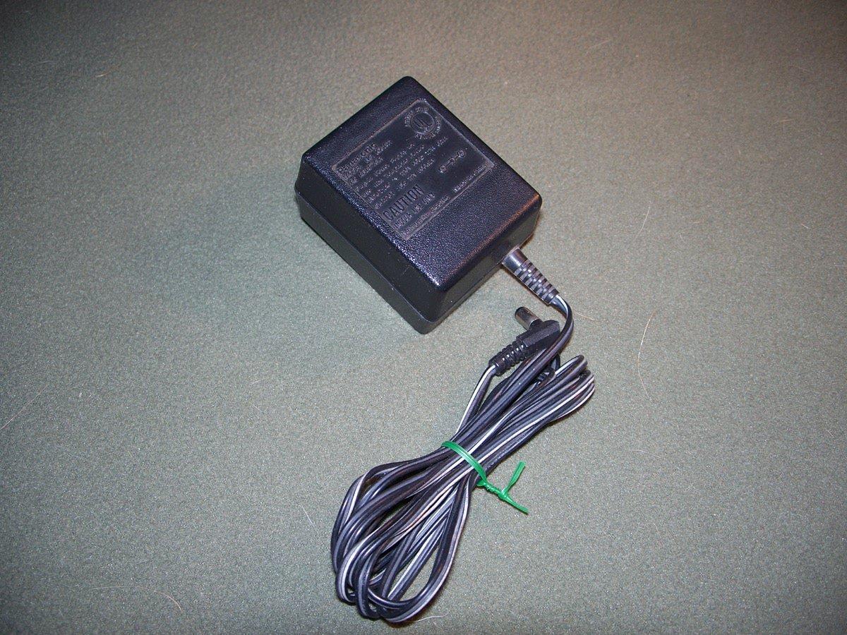 Genuine Panasonic KX-A11 AC Adapter 12V DC 500mA Power Supply