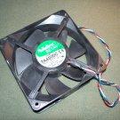 NIDEC BETAV BALL BEARING CASE FAN TA450DC B35502-35 12V 1.40A 5-PIN