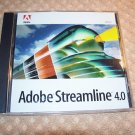 ADOBE Streamline 4.0 MAC CD freehand drawing graphics conversion utility tool software