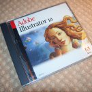 ADOBE ILLUSTRATOR 10 MAC CD SOFTWARE