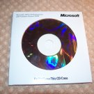 Microsoft Office XP + XP Professional OEM + Publisher 2002 W/ SN (3 CD) X08-73058 **MINT**