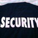 Security imprinted TShirt
