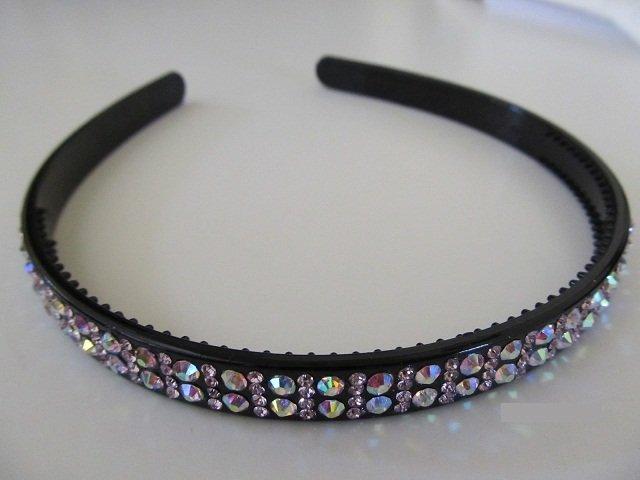 Fashion Style Bling Bling 2 tones Headband